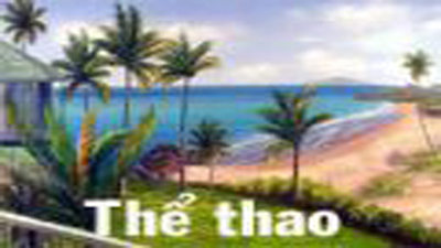 Thể thao 25-04-2016