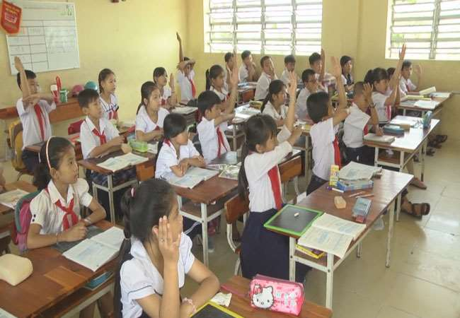 Trường Tiểu học Kế Sách 1 – Điểm sáng trong phong trào xây dựng trường học thân thiện, học sinh tích cực.